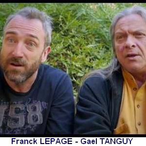 Franck Lepage - Gael Tanguy