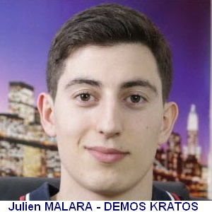 Julien Malara - Demos Kratos