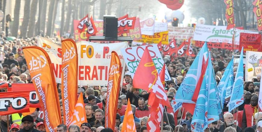 Manifestation unitaire du 1er mai 2019